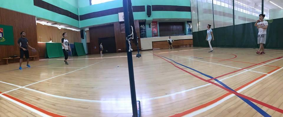 Shun Hing College Badminton Club