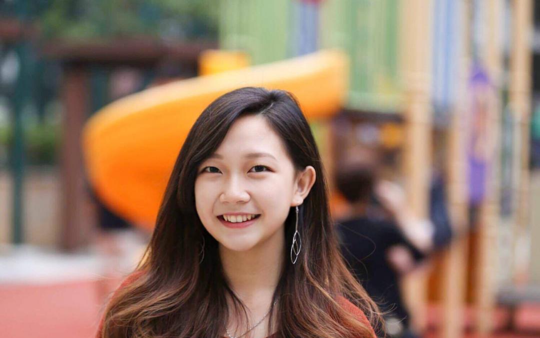 Humans of Shun Hing: Claudia